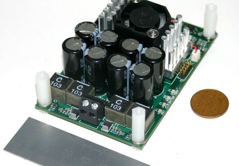 500W Micro Size Amplifier