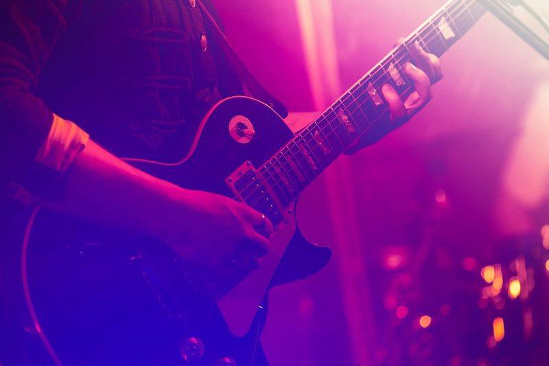 Guitar Electonics