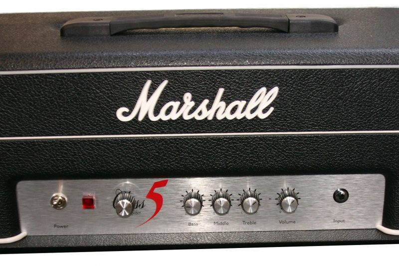 Marshall Classic 5 Power Control